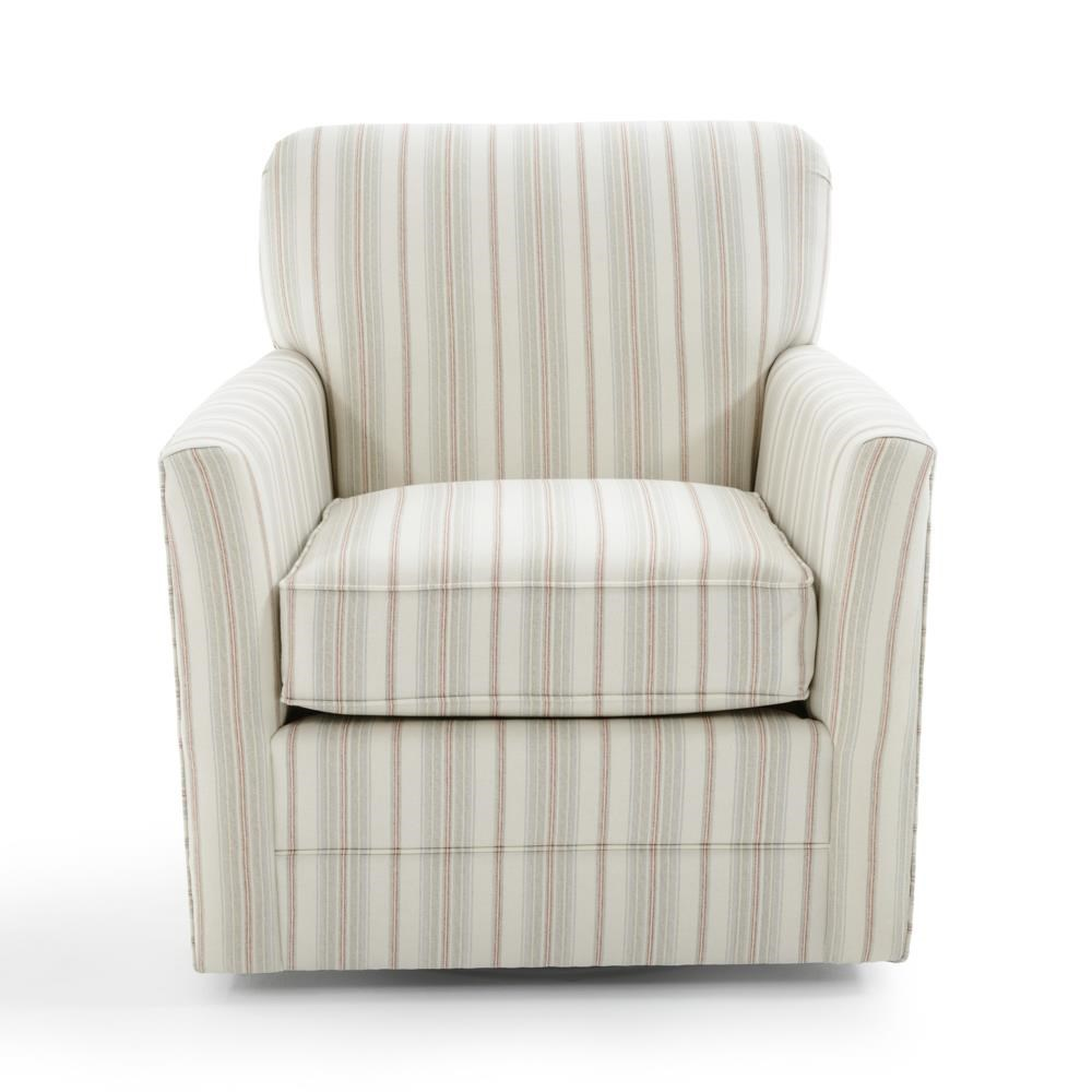 comfortable swivel chair espresso table and chairs broyhill furniture becks 9049 8 4799 1 transitional becksswivel