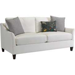 Broyhill Sleeper Sofa Thomasville Furniture Rivers Transitional Full Size Memory