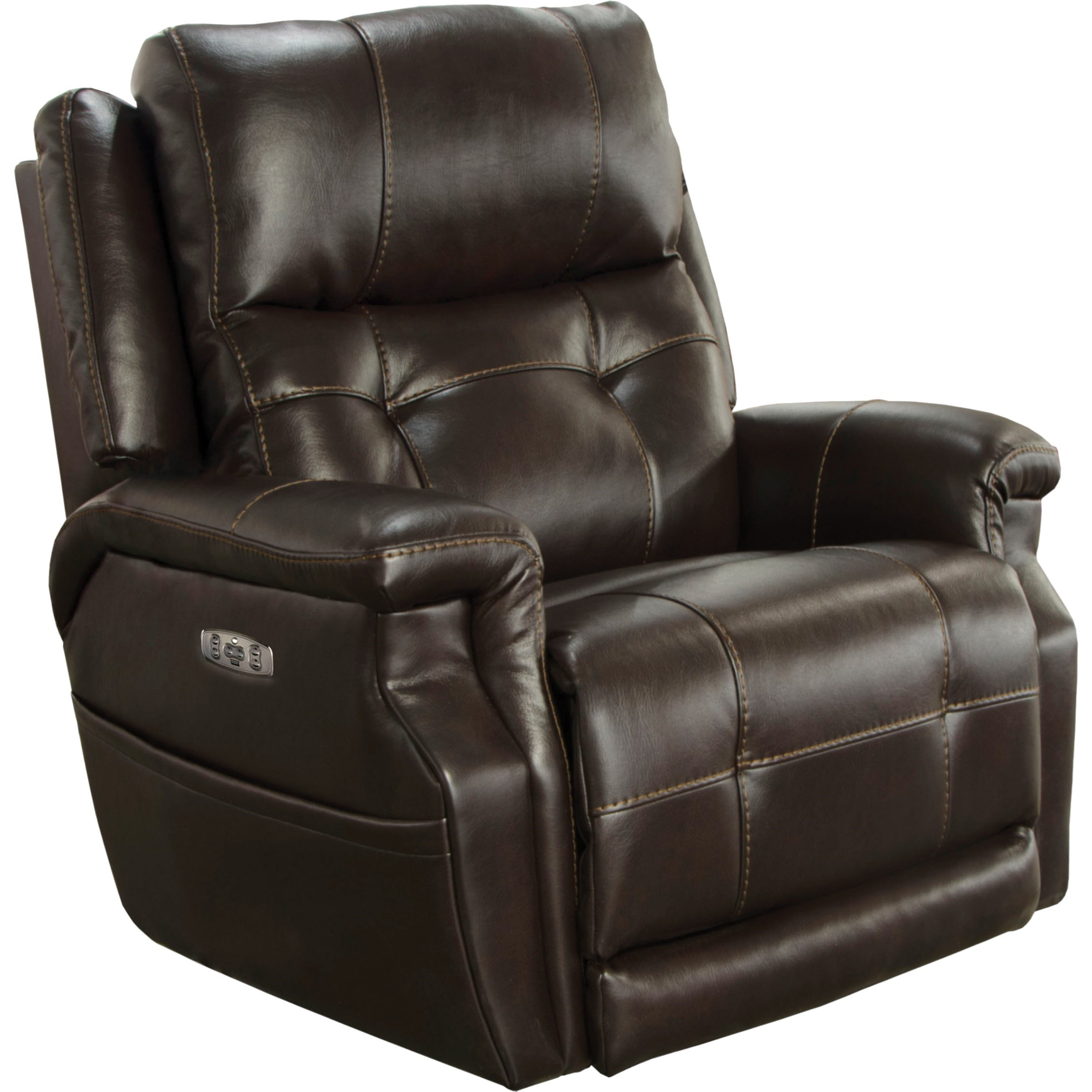 lay flat recliner chairs chair and table rentals catnapper motion recliners 764561 7 kepley power headrest with extended ottoman lumbar