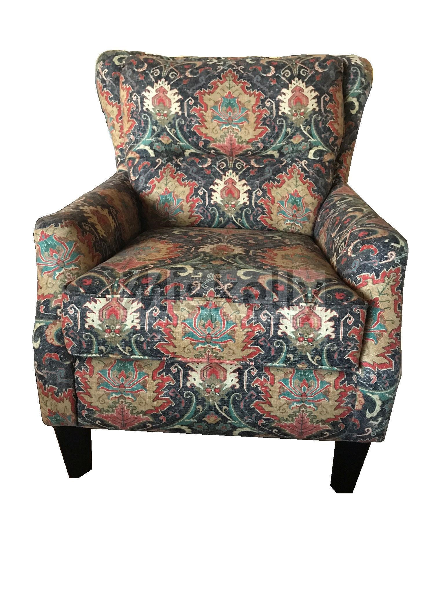 accent chairs with ottomans cosco baby chair america and wing miskelly