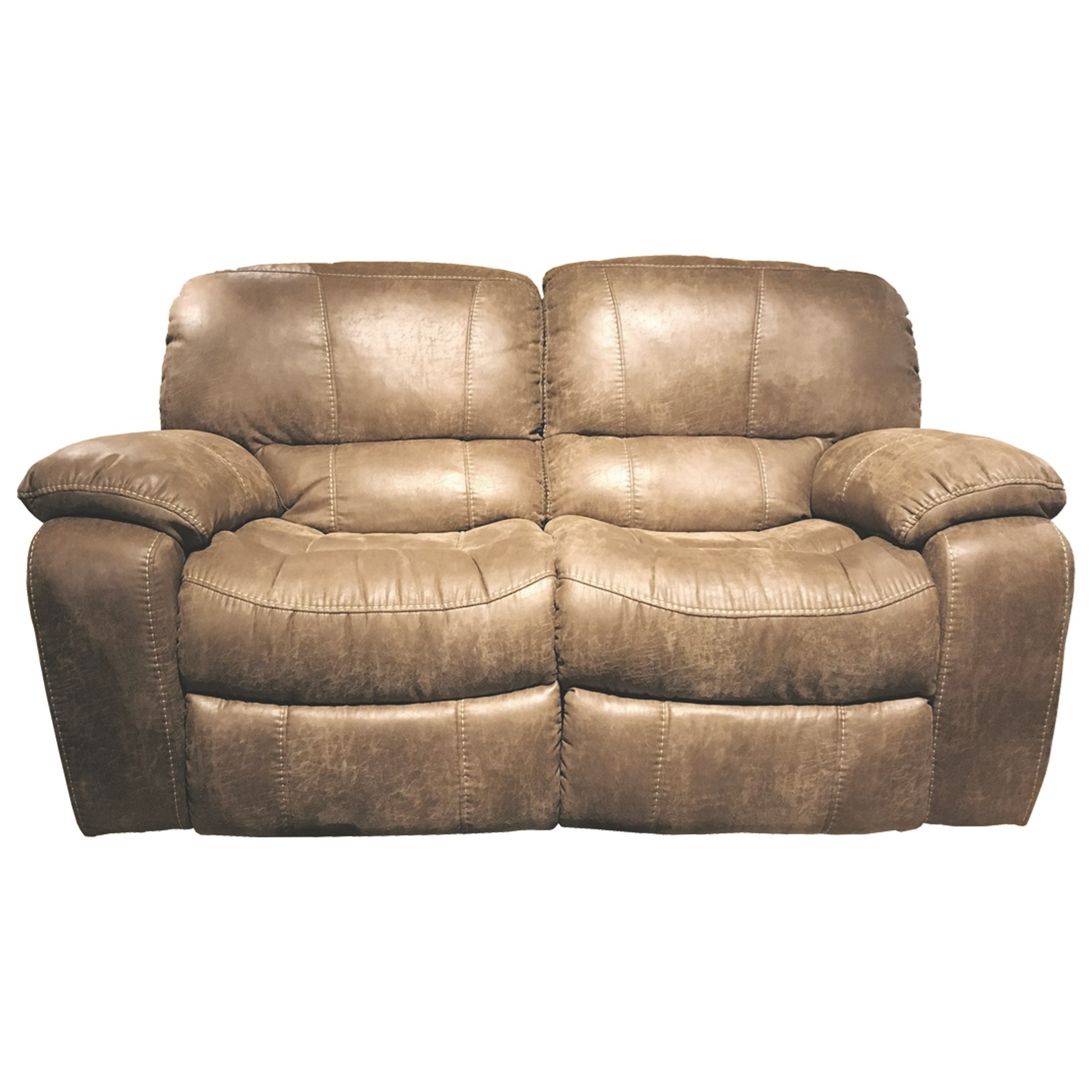 dual reclining love seat with pillow arms at sadler s home furnishings