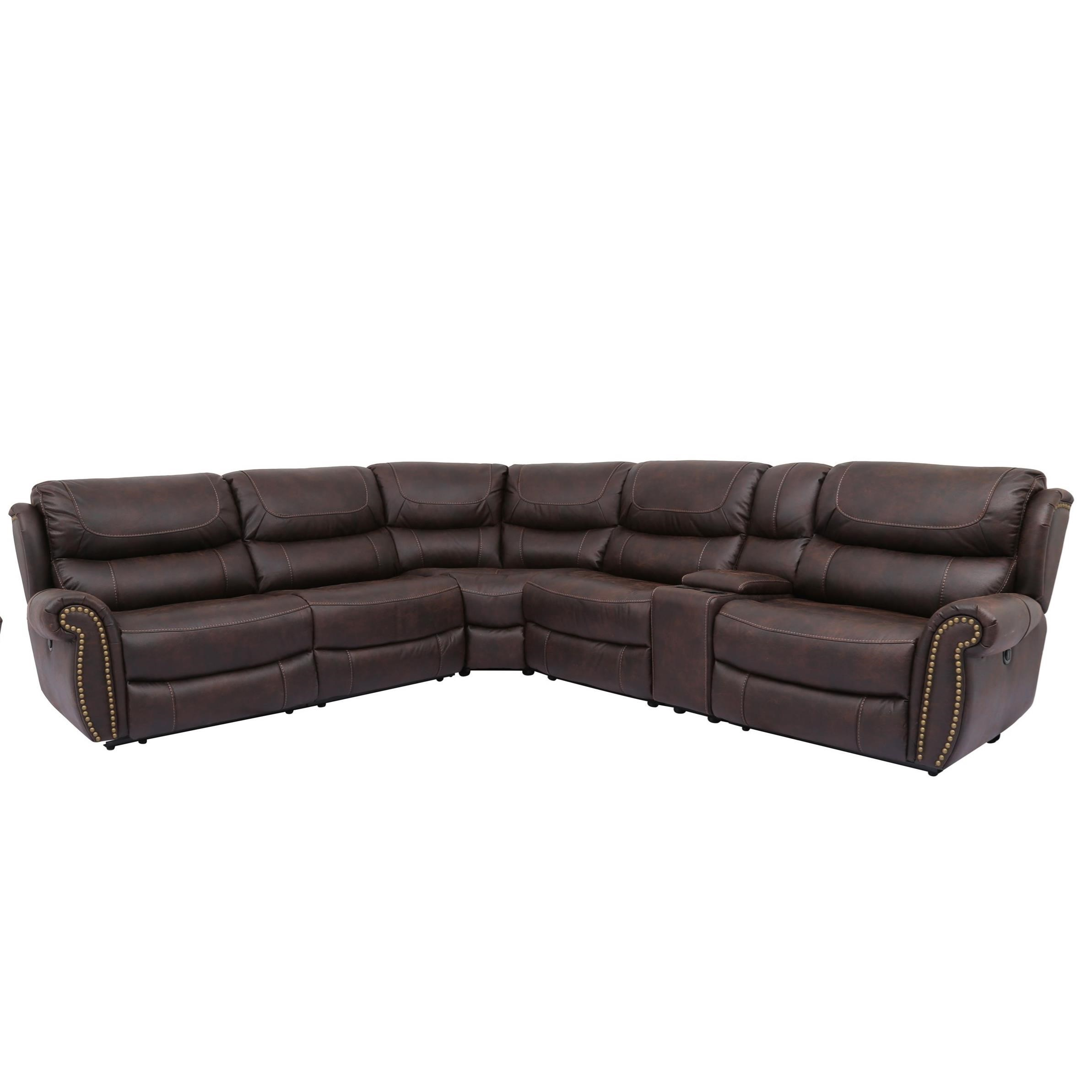 steely dan power reclining sectional