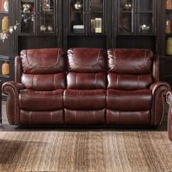 Reclining Sofa With Nailhead Trim Cane Sofas Online Cheers Xw1012m Qs L3 2m Dual Household Furniture