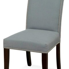 Upholstered Chair With Nailhead Trim Cheap Card Table And Chairs Cmi Parson 898sn Chairsupholstered
