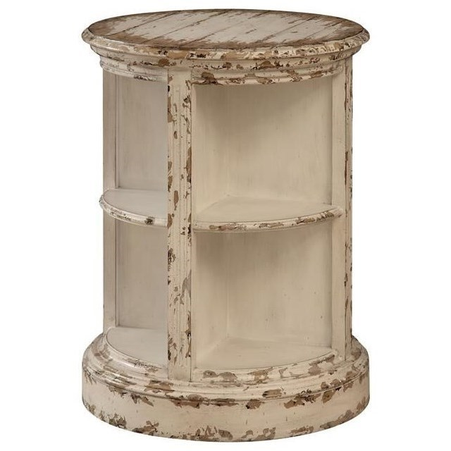 coast to coast accents round accent table