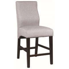 Upholstered Counter Chairs Peppa Pig Table And Set Coaster Dining Bar Stools 102855 Height Stool Dunk Bright Furniture
