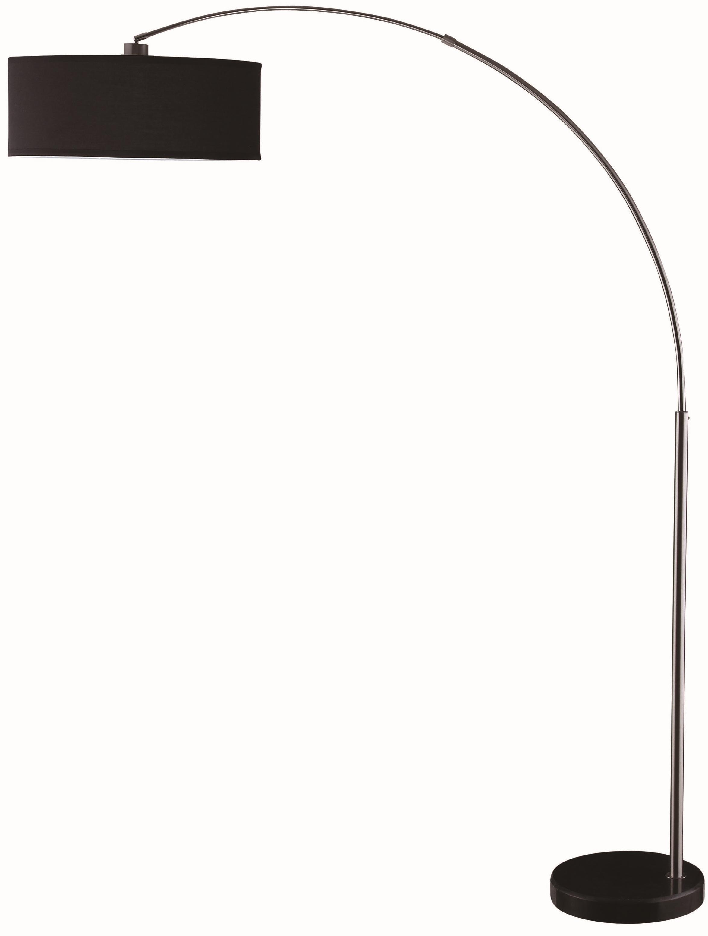 Coaster Floor Lamps Contemporary Hanging Floor Lamp  Rife