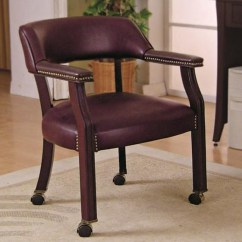 Office Side Chair Queen Anne Dining Chairs Coaster 515b Traditional Upholstered With Chairsoffice