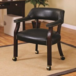 Office Side Chairs Knee Chair Coaster 515k Traditional Upholstered With Nailhead Trim Dunk Bright Furniture