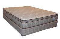Corsicana 115 Pillow Top King Pillow Top Mattress Set ...