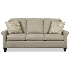 Queen Sleeper Sofa Memory Foam Mattress Cat Bed Throne Craftmaster 784850 Casual 79 Inch With 784850queen W Memoryfoam
