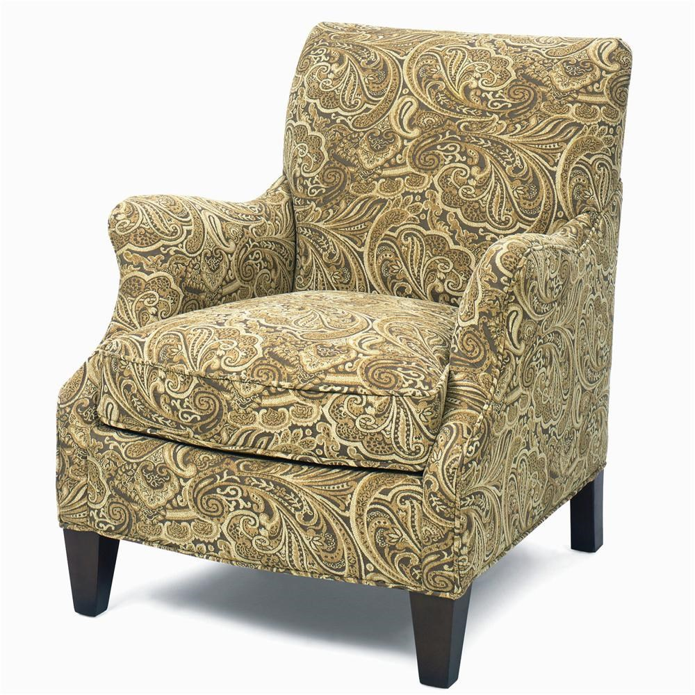 Craftmaster Accent Chairs Upholstered Accent Chair with