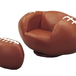 Kids Chair And Ottoman Swing Shops In Coimbatore Crown Mark Sport Chairs 7003 Football Swivel By