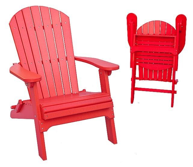 red adirondack chairs fitted chair covers for weddings folding rotmans outdoor