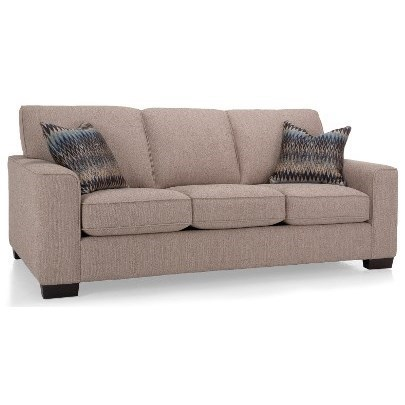 wide sofas safavieh calvin sofa decor rest 2483 casual with track arms stoney creek