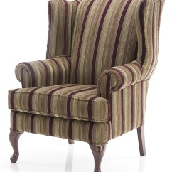 Traditional Wingback Chair Discounted Office Chairs Taelor Designs 84bw Wing Back With Wedge Feet 84bwwing