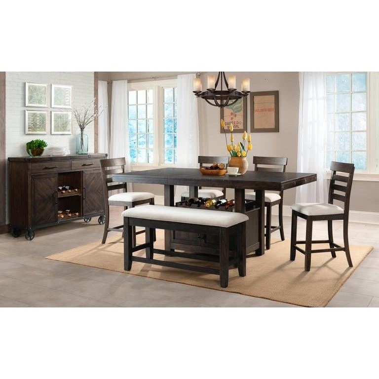 Elements Colorado Formal Dining Room Group Royal Furniture Formal Dining Room Groups