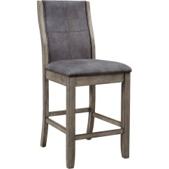 Counter Height Chair Vanity For Bedroom Elements International Destin Dds100csc Transitional Stool Household Furniture Bar Stools