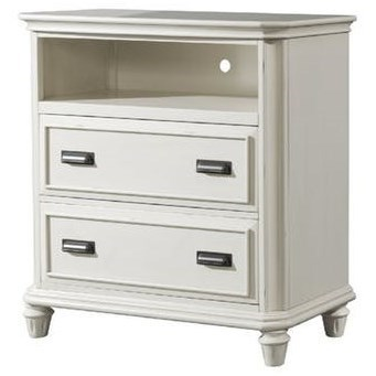 media chest for living room hiding tv in elements international mystic bay tropical zak s fine furniture drawer chests