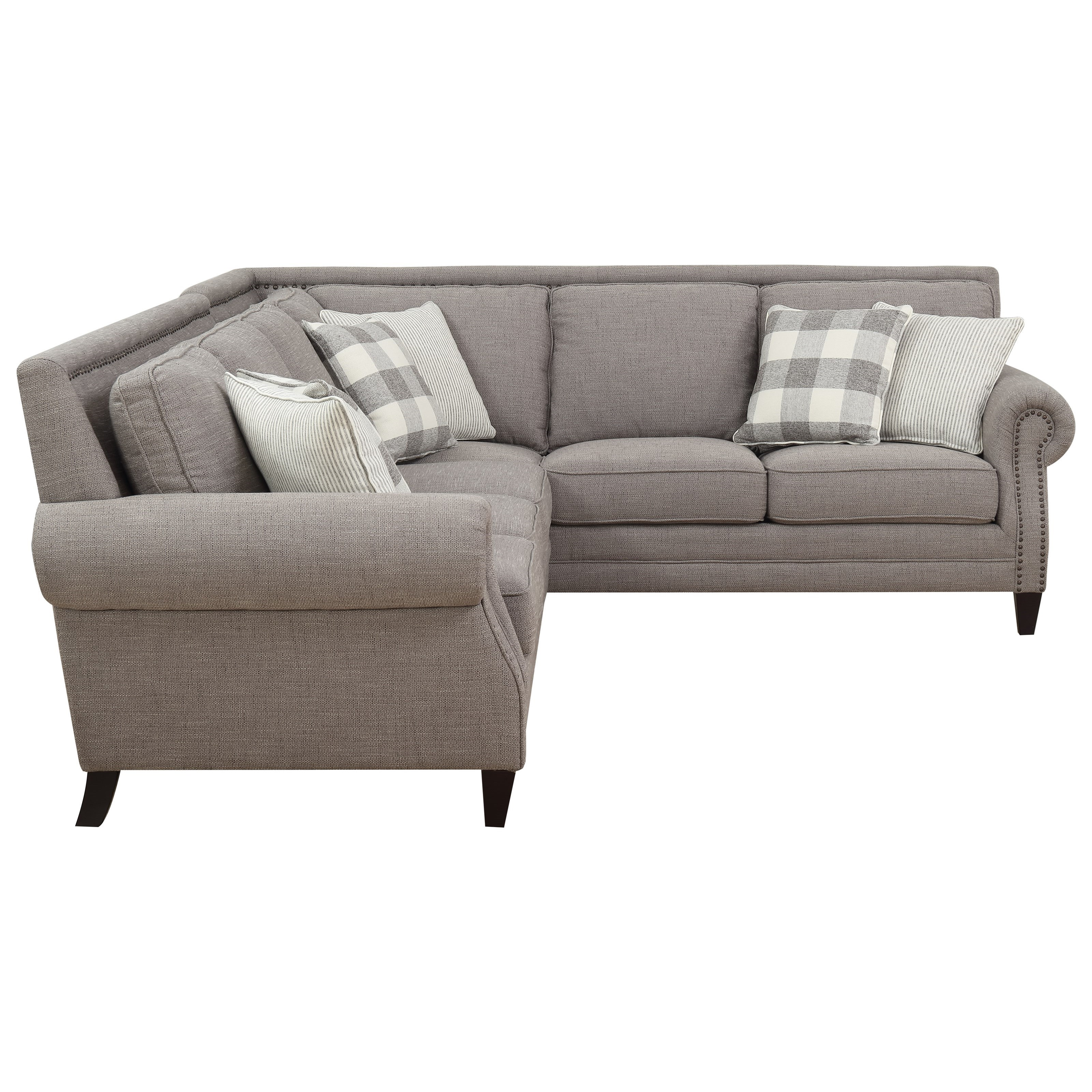 willow creek 2 piece sectional sofa