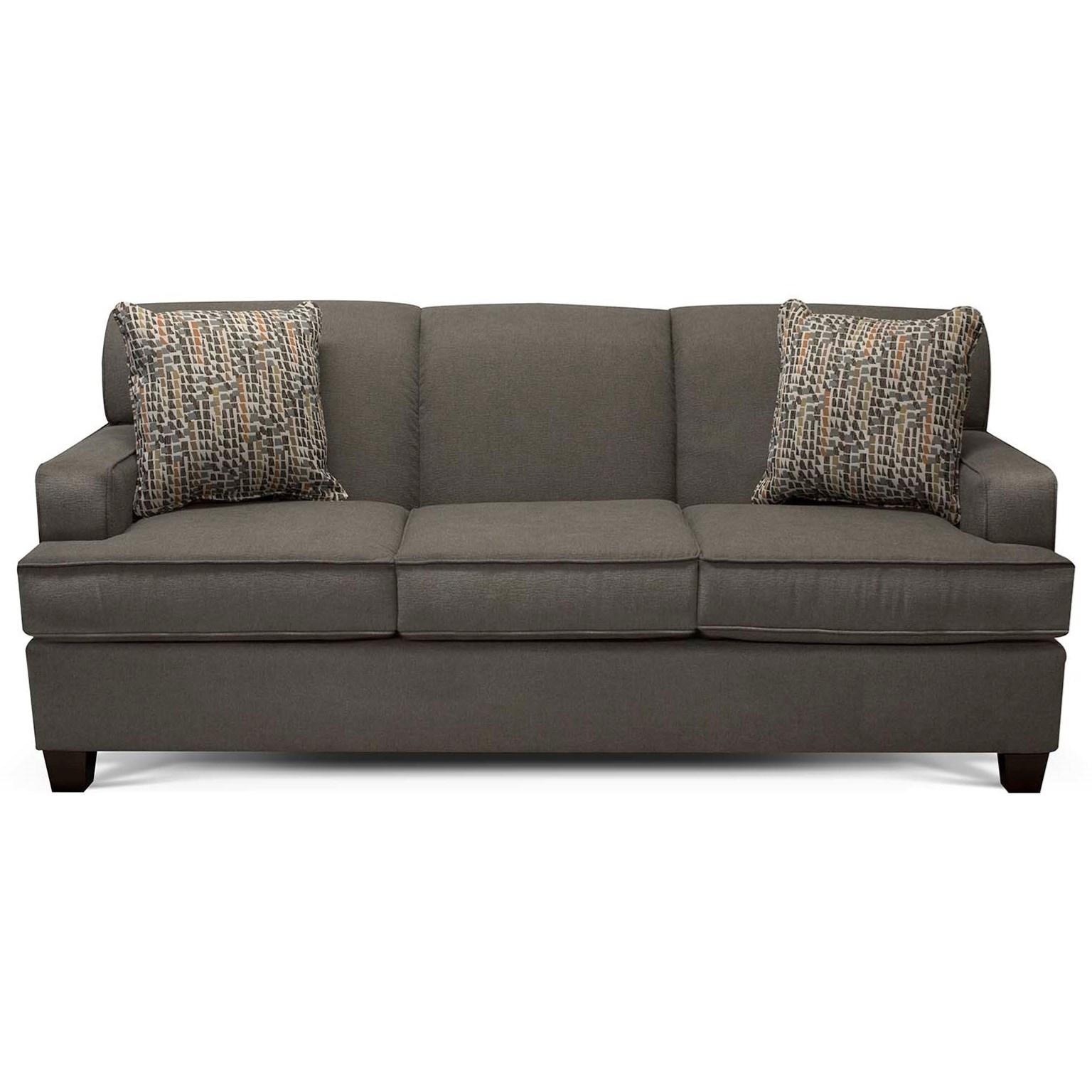 England Ember Transitional Sofa With Track Arms Rooms And