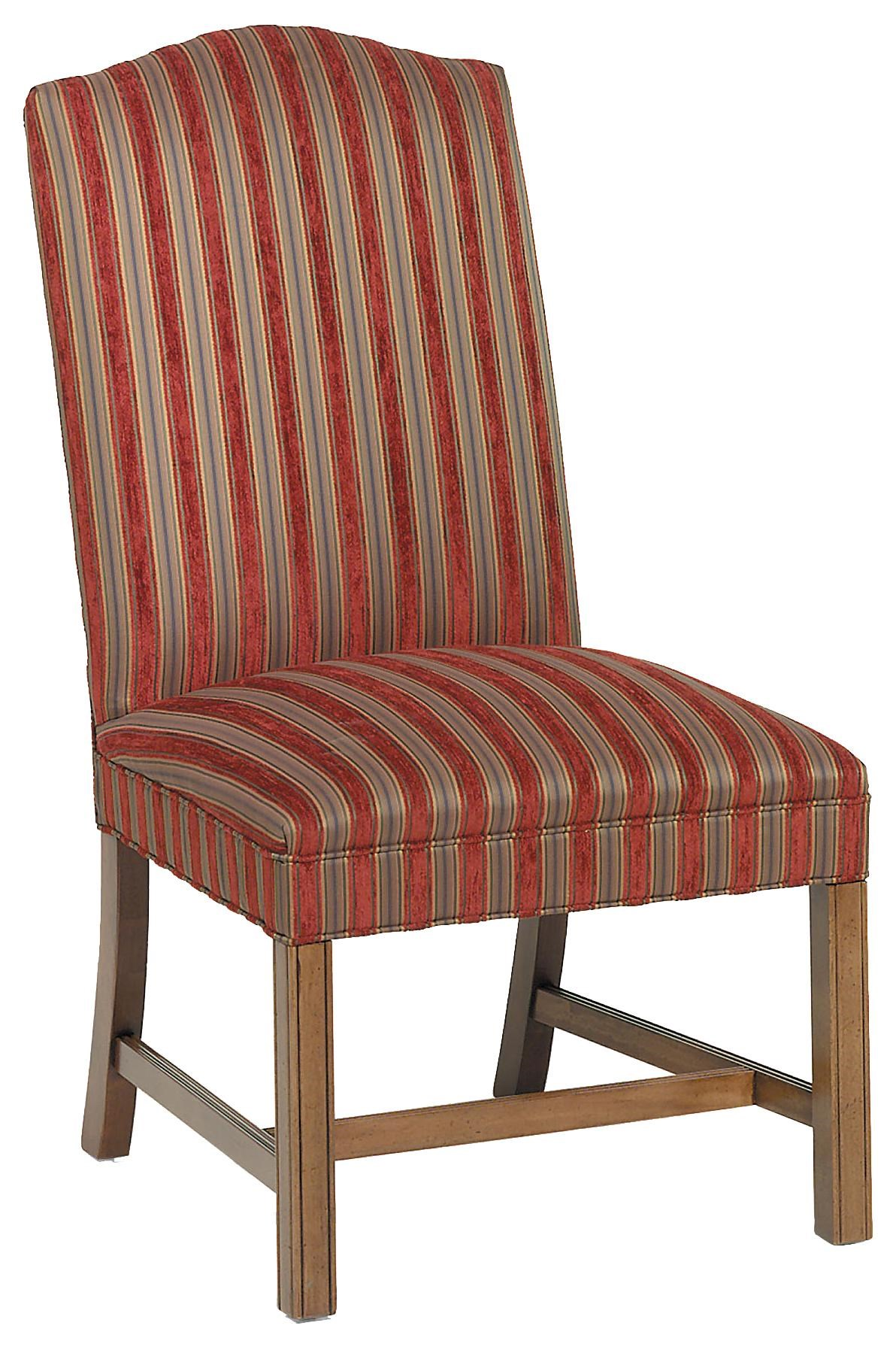 Fairfield Chairs Fairfield Chairs Serene Exposed Wood Chair Wayside Furniture
