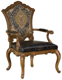 Fairfield Chairs Upholstered Victorian Carved Chair ...