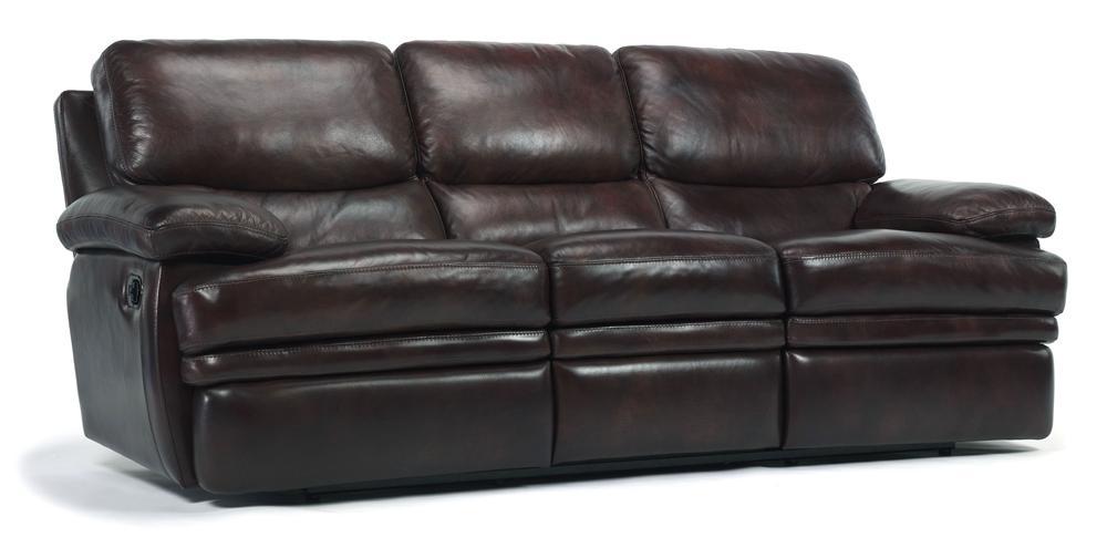 fairfax 3 piece top grain leather reclining living room set picture flexsteel latitudes dylan sofa belfort