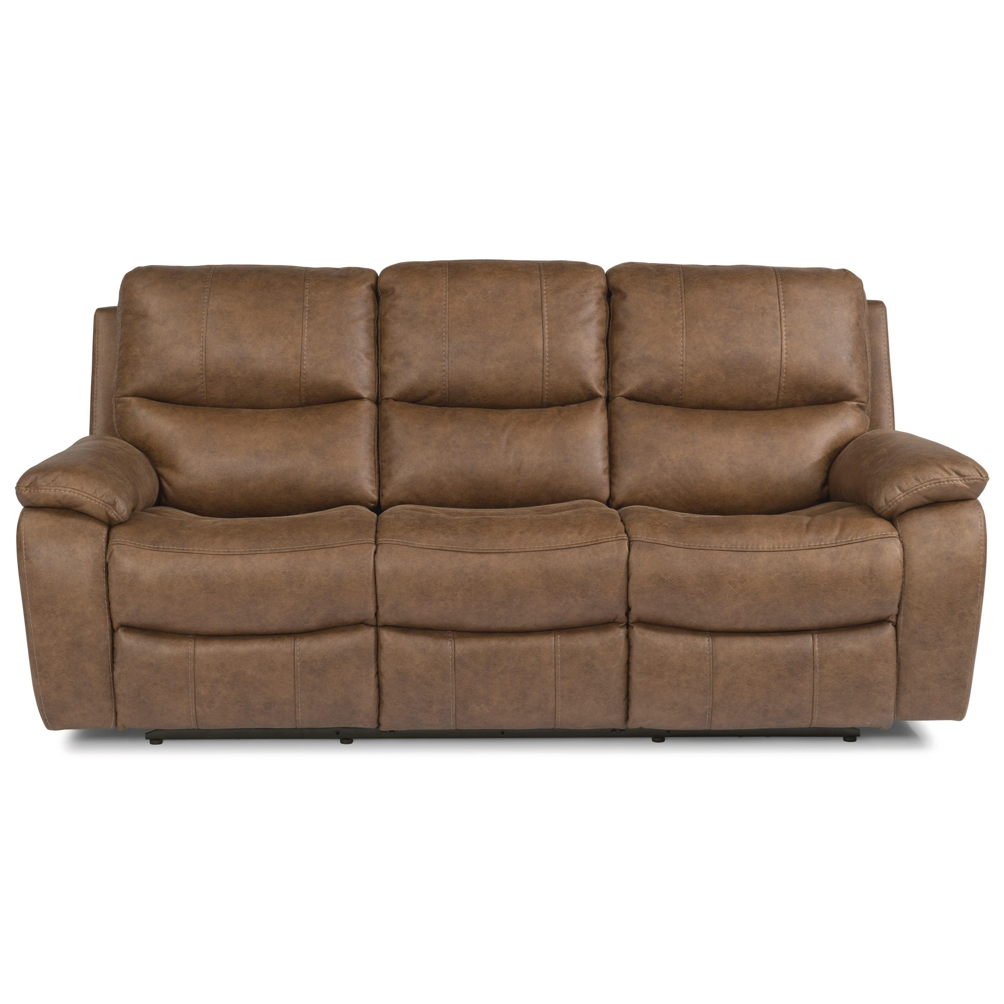 flexsteel sofa sets leather costco latitudes hendrix 1193 62ph power reclining with hendrixpower