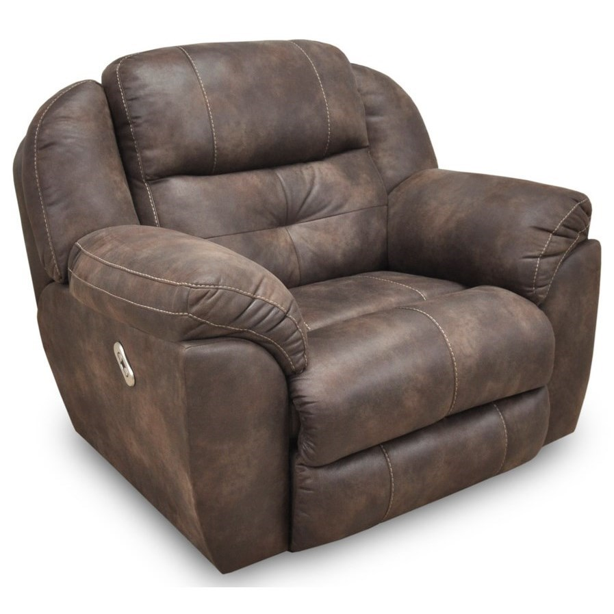 reclining chair and a half lounge towels with pockets franklin conway 74990 power recline adj conwaypower