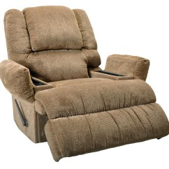 Ab Rocker Chair Black Director Covers Franklin Recliners Clayton Recliner With Massage And Frosty Fridge
