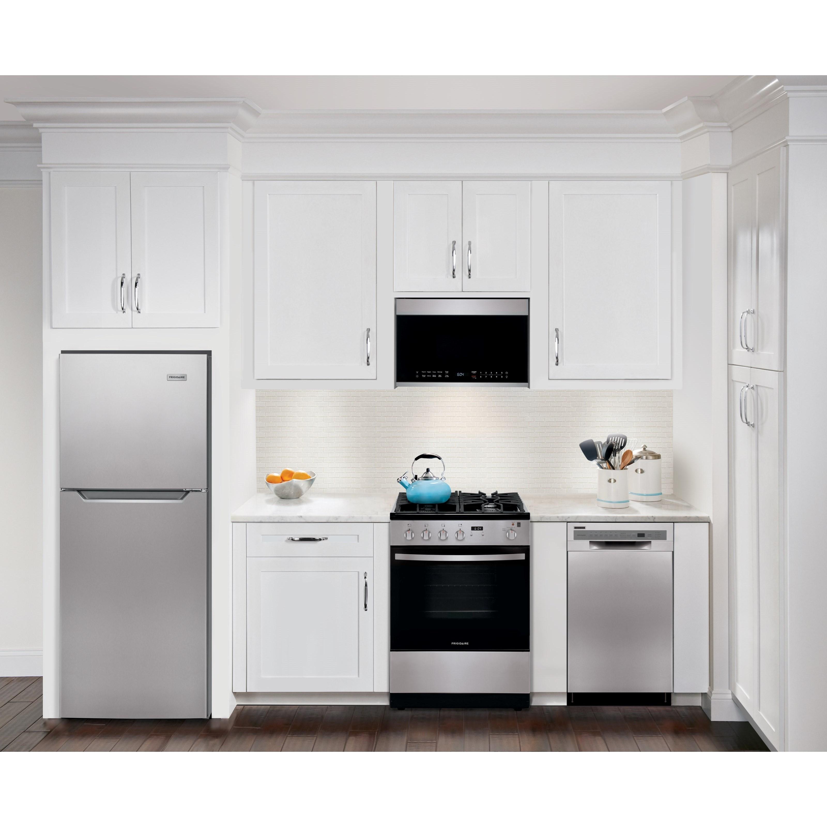 microwaves 1 4 cu ft over the range microwave