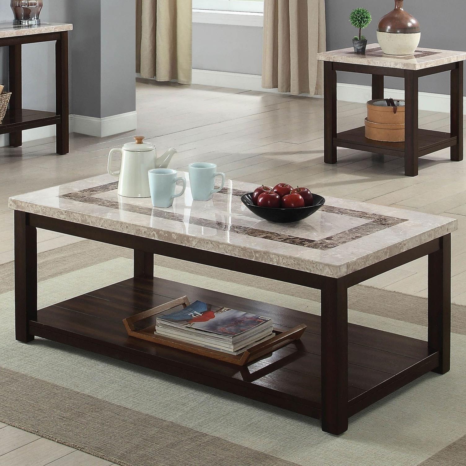rosetta coffee table