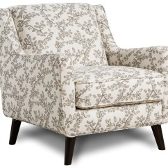 Modern Accent Chairs Commercial High Fusion Furniture 240 Mid Century Chair With Angled Arms