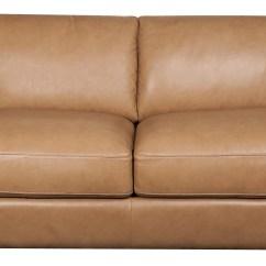 Leather Chair Cushions Pottery Barn Slipcover Reviews Titus 100 Top Grain Modern Sofa Morris Home Sofas Furnishings Titustitus