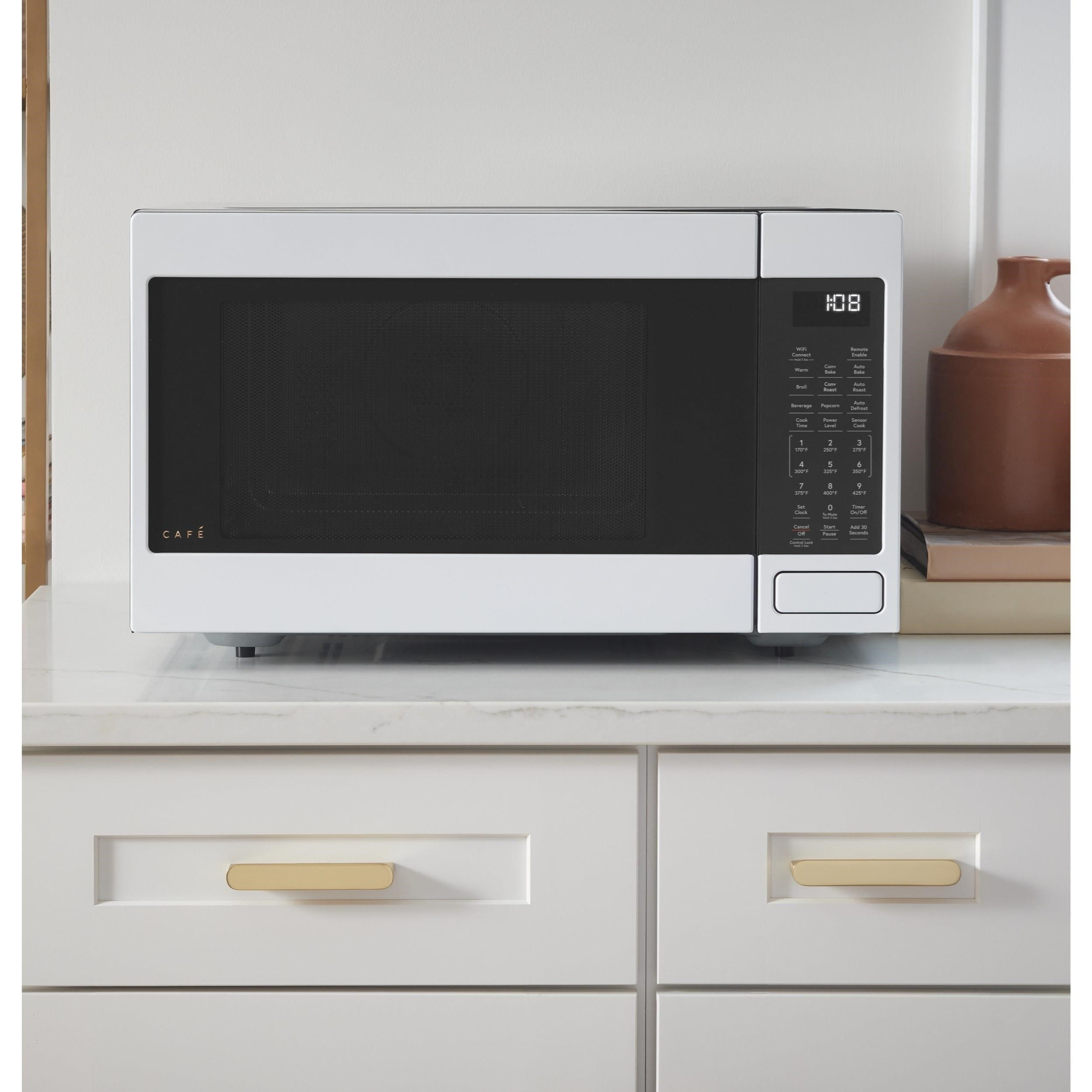 ge cafe microwave oven cafe 1 5 cu ft convection microwave oven