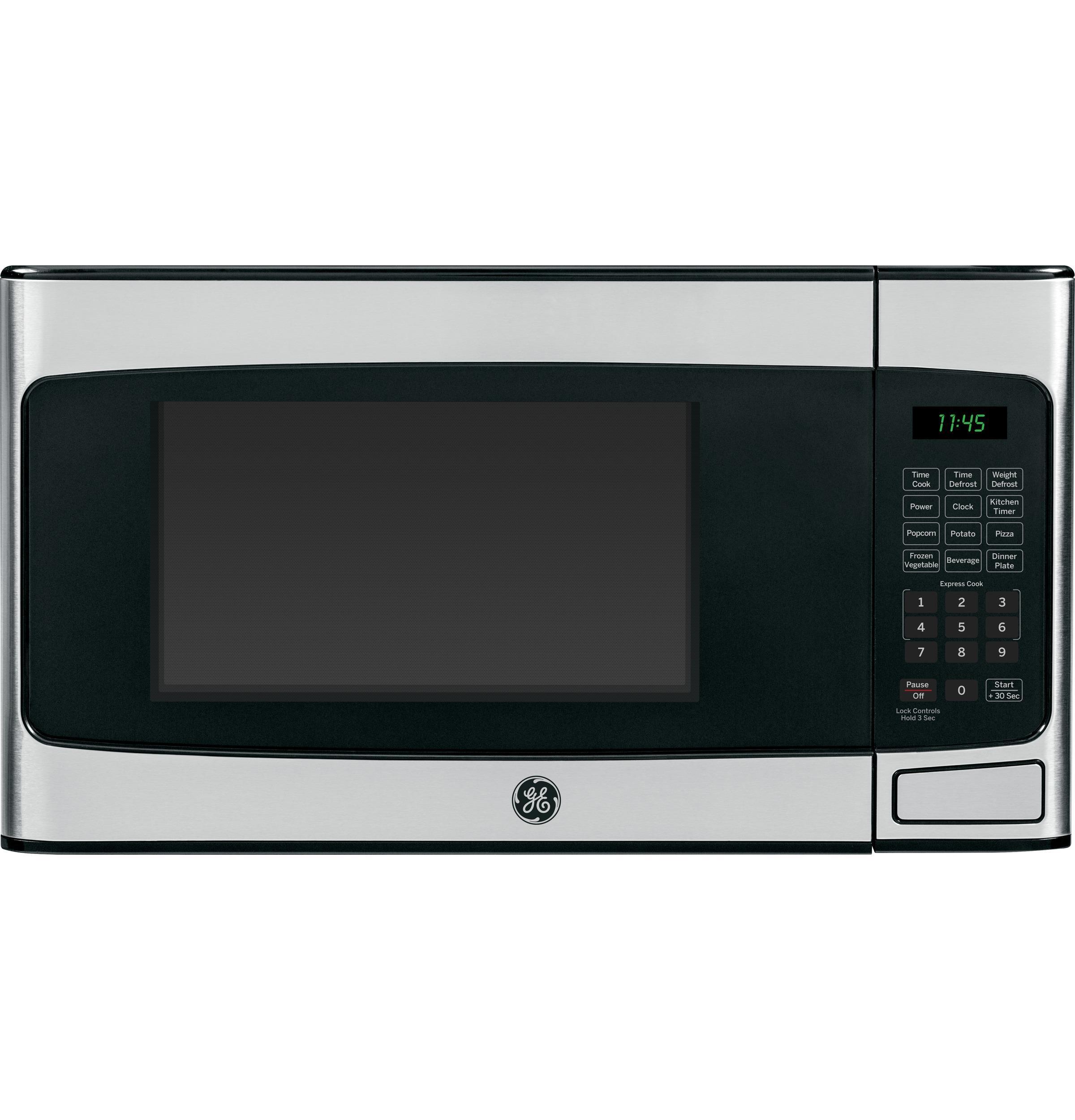 ge microwaves 1 1 cu ft countertop microwave