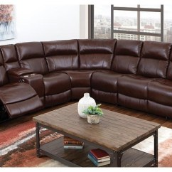 White Leather Sectional Sofa With Recliner Extra Long Happy Company 3 Piece Genuine Reclining W Pc Power