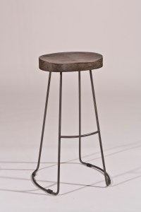 Backless Bar Stools Minimalist Tractor Non
