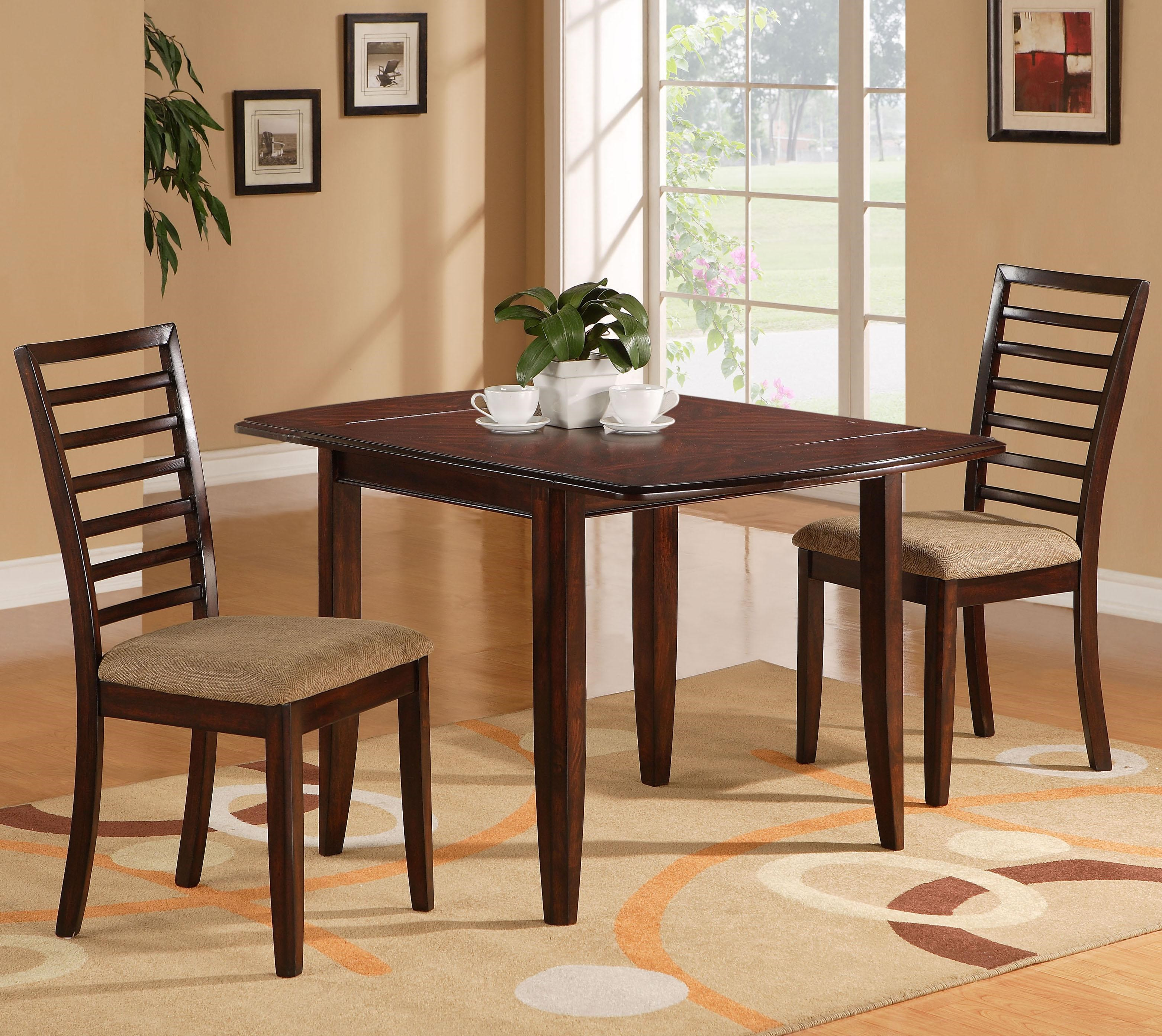 Table With 2 Chairs Ivan Table 2 Chairs By Holland House At Walker S Furniture