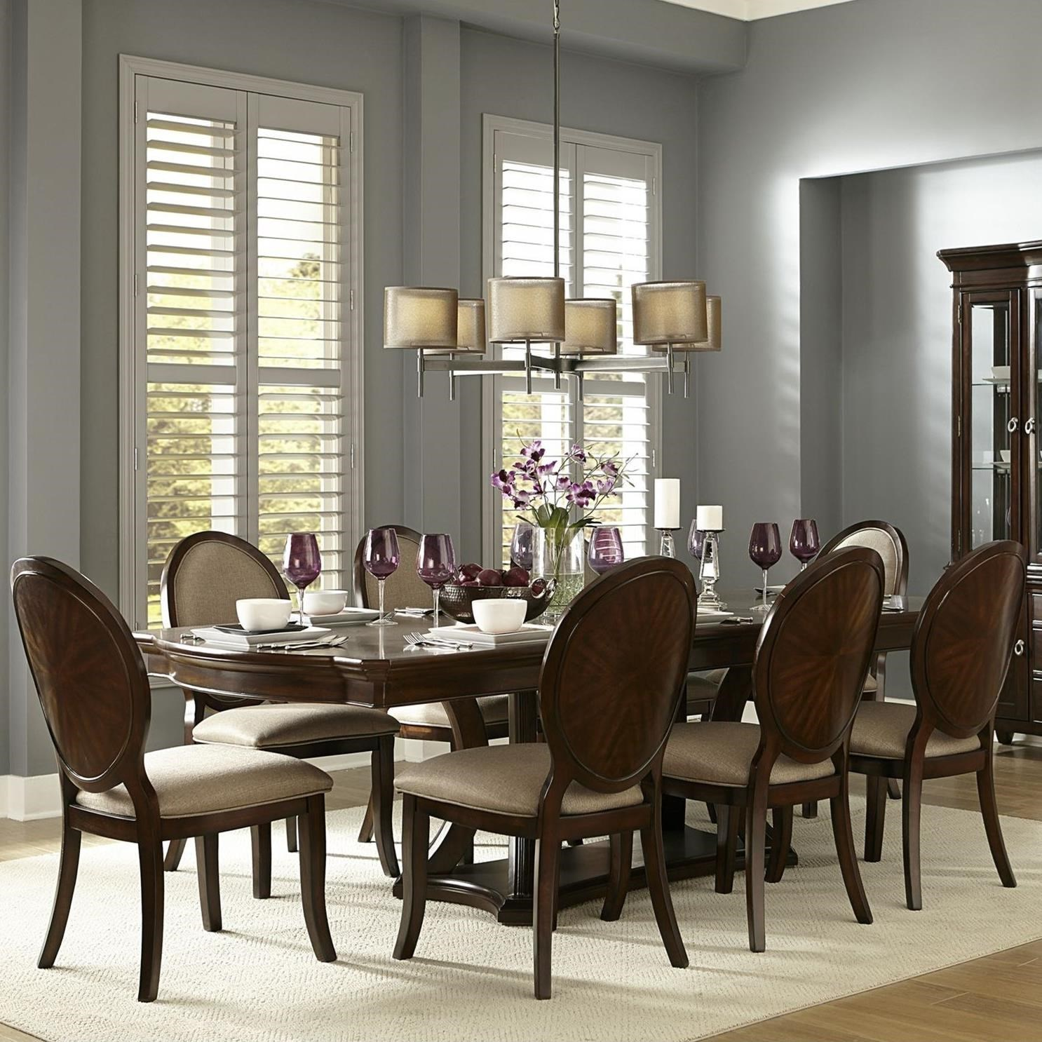 Dining Room Chair Sets Delavan Transitional Dining Table And Chair Set By Homelegance At Value City Furniture