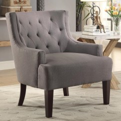 Transitional Accent Chairs Office Chair Price List Homelegance Dulce With Tufted Back Value Dulceaccent