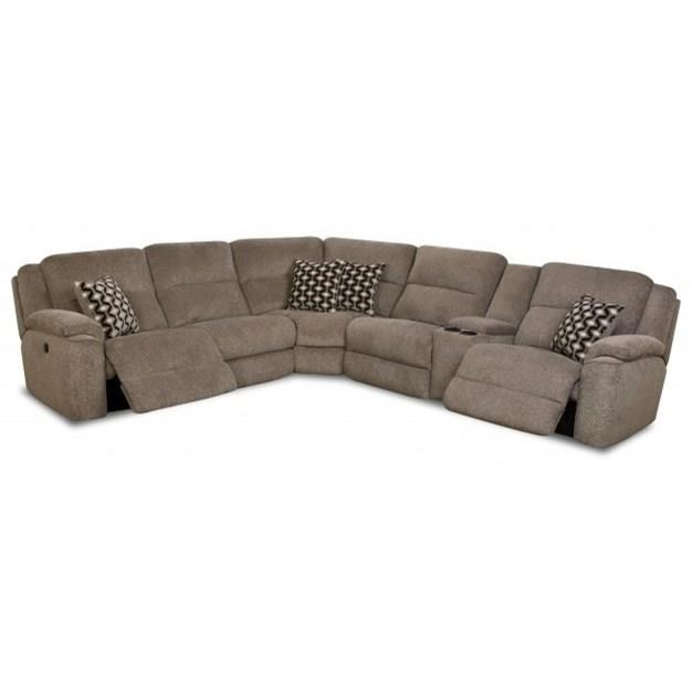 catalina 162 casual power reclining sectional sofa with usb charging cup holders by homestretch at gill brothers furniture
