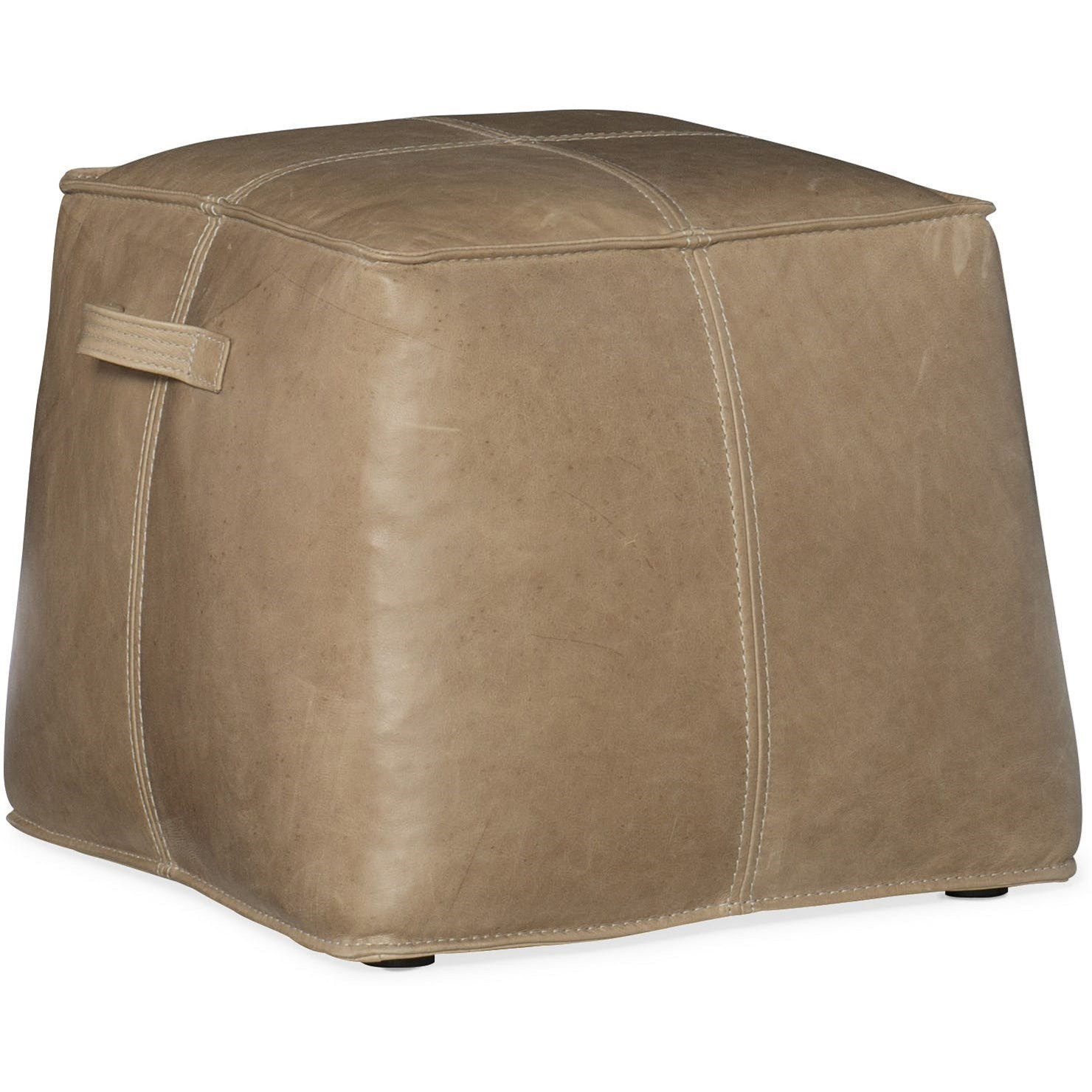 cocktail ottomans dizzy small leather ottoman