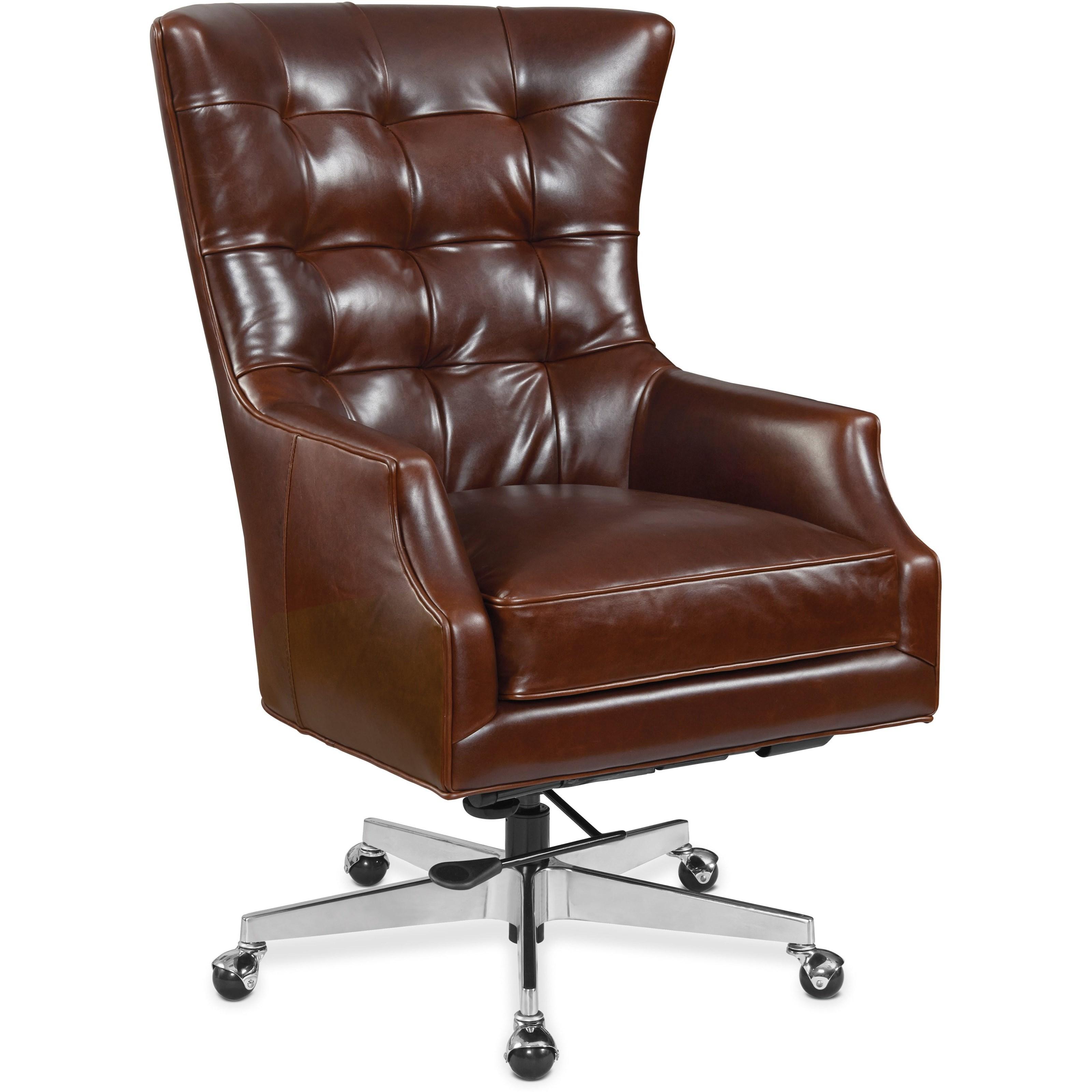 hooker furniture keatonhome office chair  [ 1024 x 768 Pixel ]