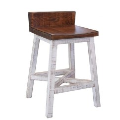 Counter Height Chairs With Back Fold Up Chair International Furniture Direct Pueblo 24 Stool Pueblocounter