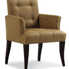 Upholstered Arm Dining Chair Oxo Seedling High Jessica Charles Fine Accents Mann With Accentsmann