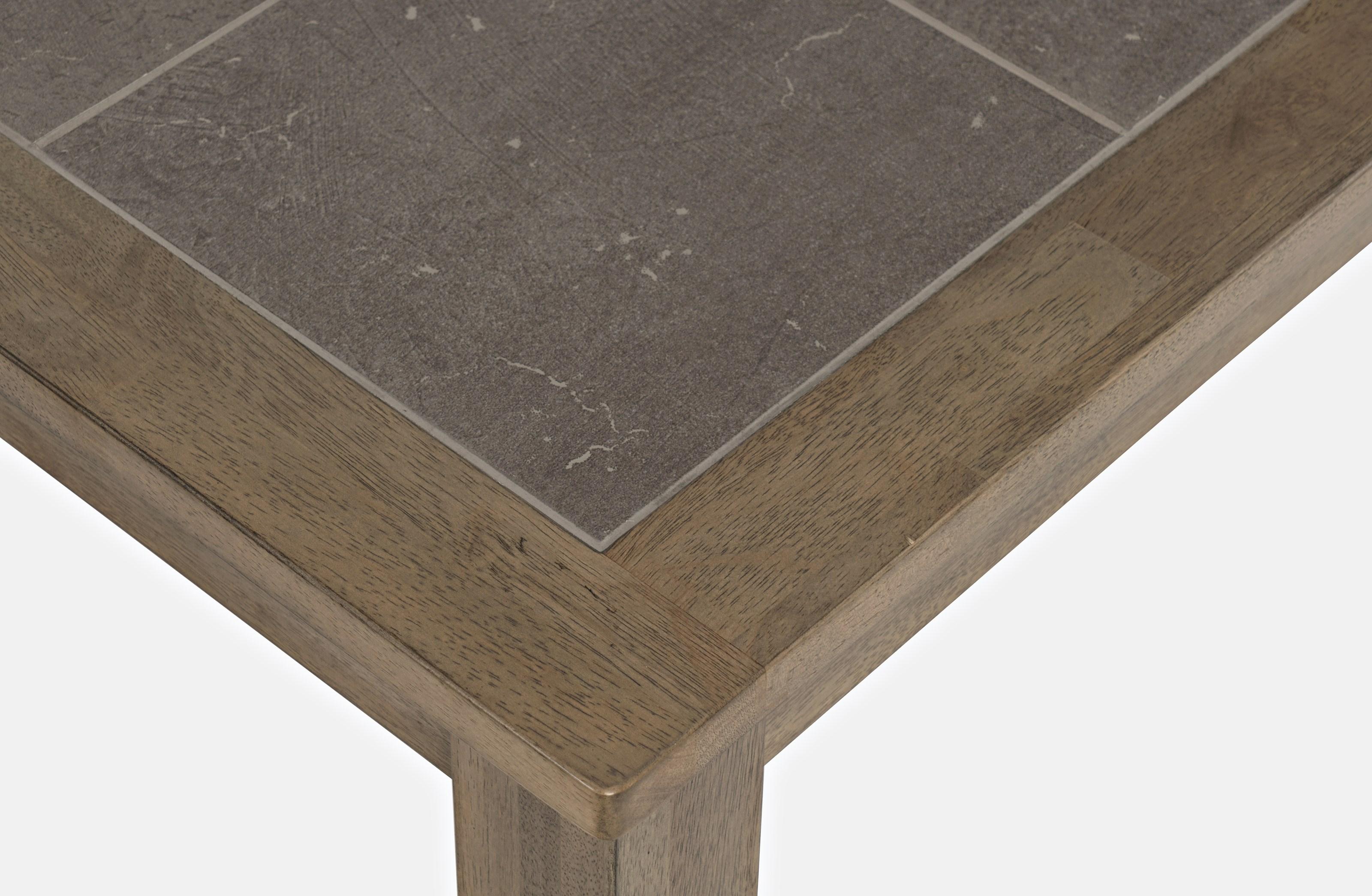 prescott park extension tile top dining table