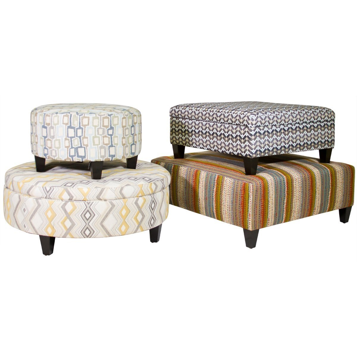large square ottoman