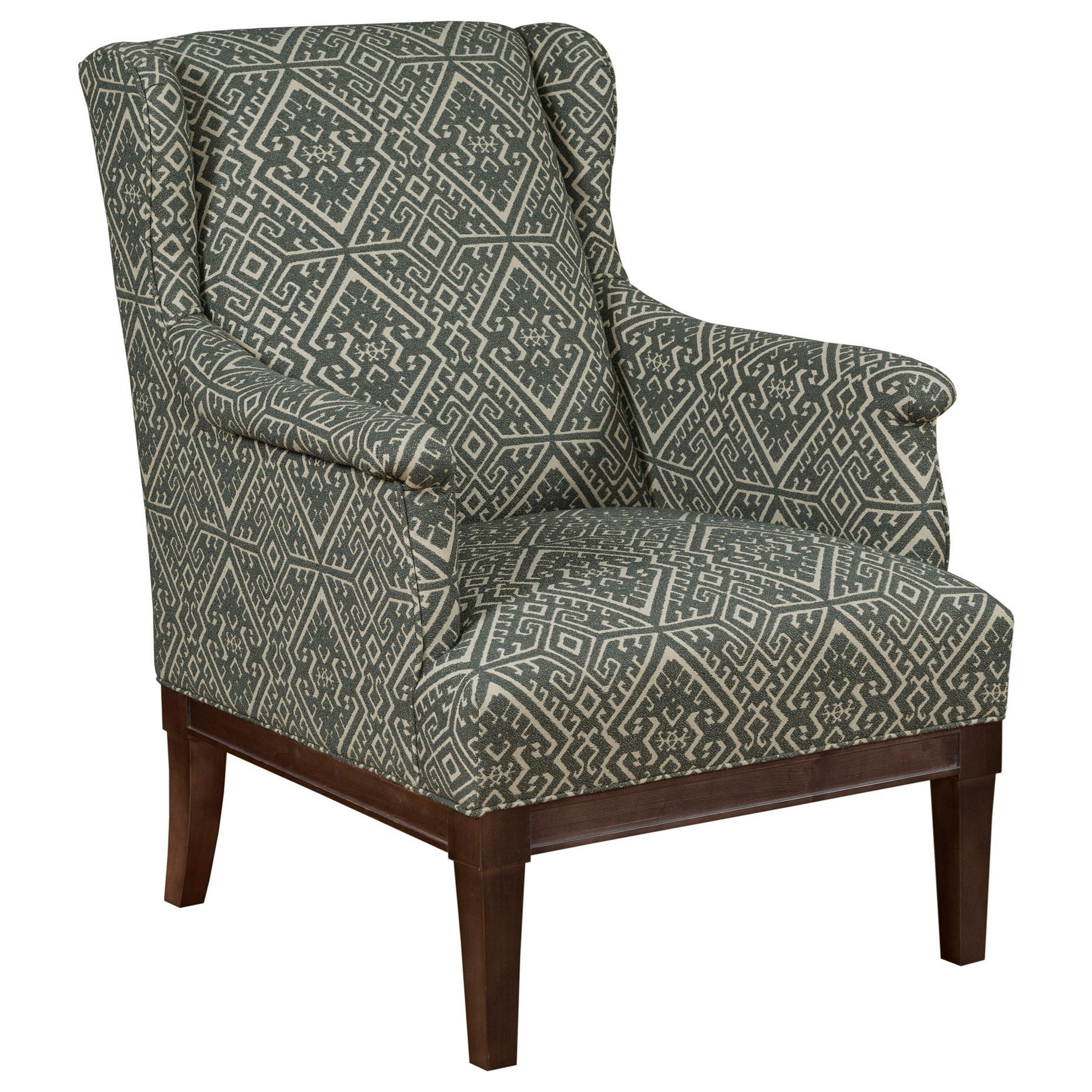 transitional accent chairs office chair accessories malaysia kincaid furniture wingback